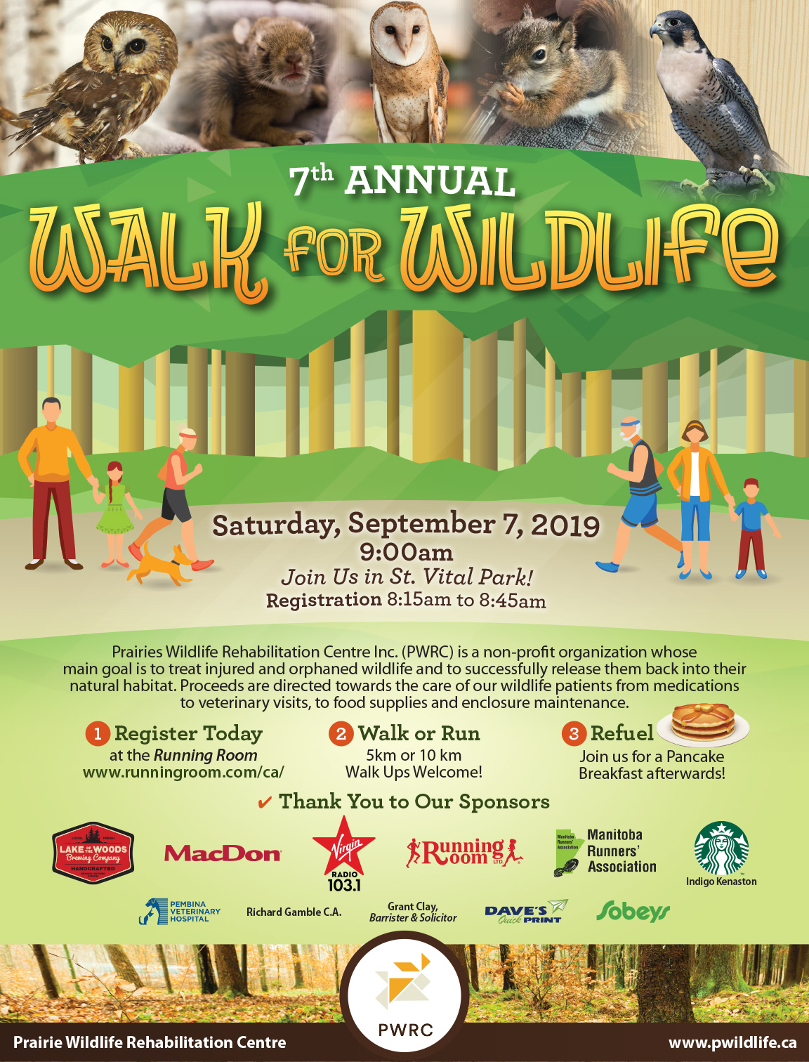 7th Annual Walk For Wildlife